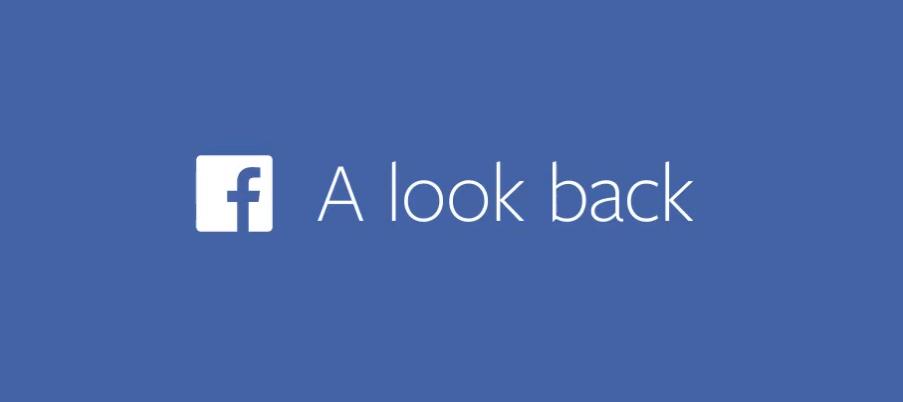 Facebook Look Back Video