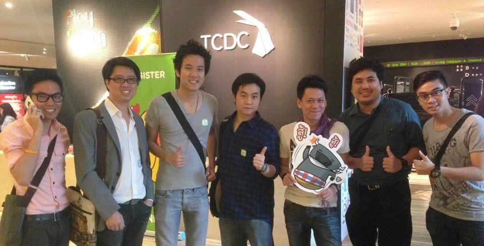 LINE Creator Market TCDC