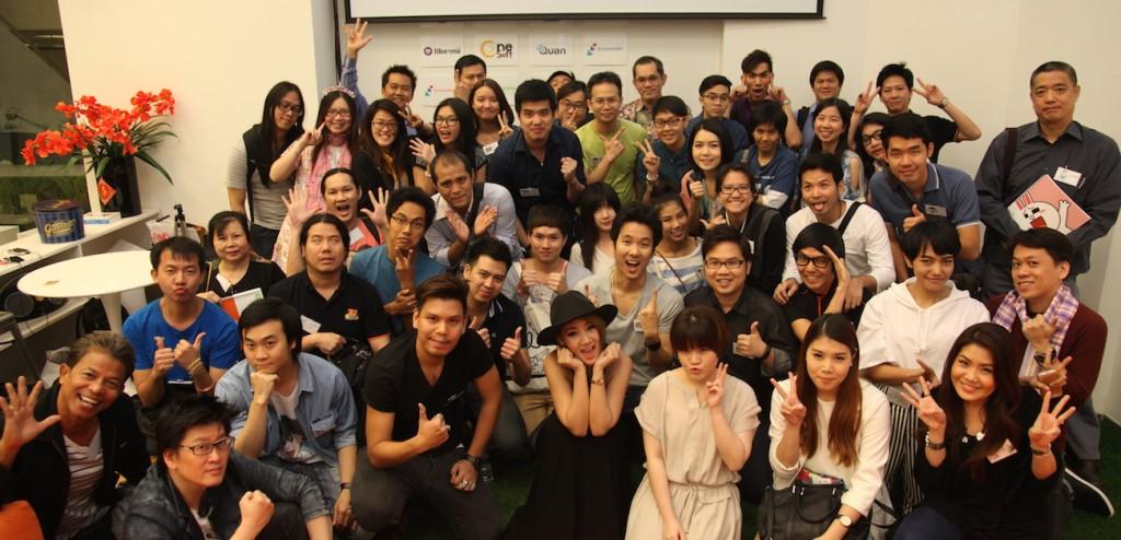 LINE Creator Meeting 3 - In Reveal